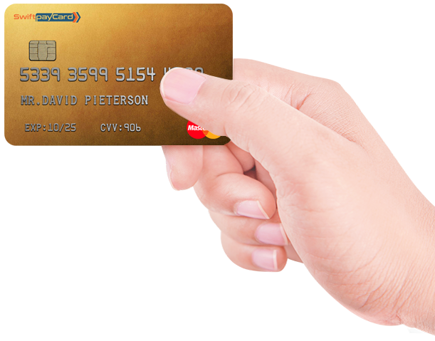 SwiftPayCard | Virtual Visa And Mastercard For Online Payment